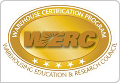 Warehouse Certification Program Logo